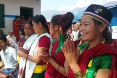 Cultural-Performance-Show-Program-by-Women-Groups-at-Sikre-Nuwakot-1-Medium