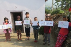 Drawing-Competition-Among-Child-Group-Members-at-Bhimphedi-Makawanpur-1-Medium