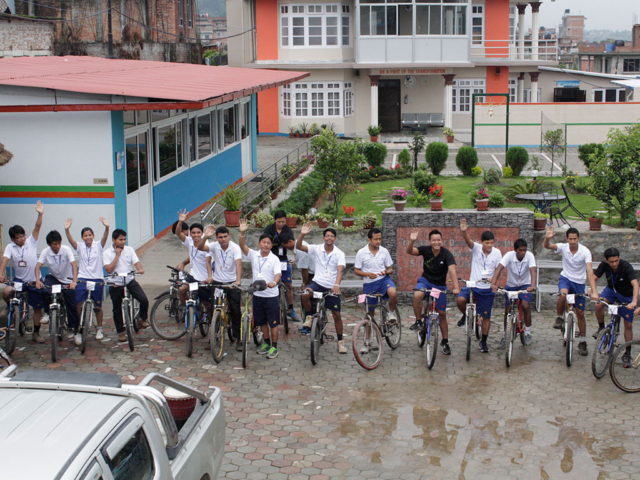 Cycling Event l