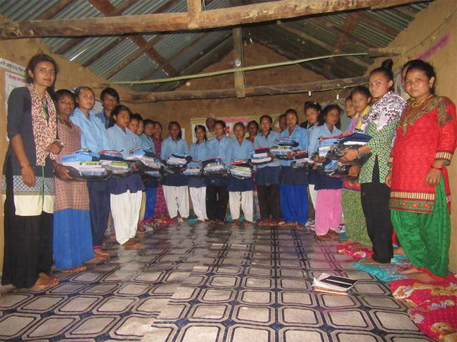 Scholarship Sistribution Progam-Dandakharka, Makawanpur (2)