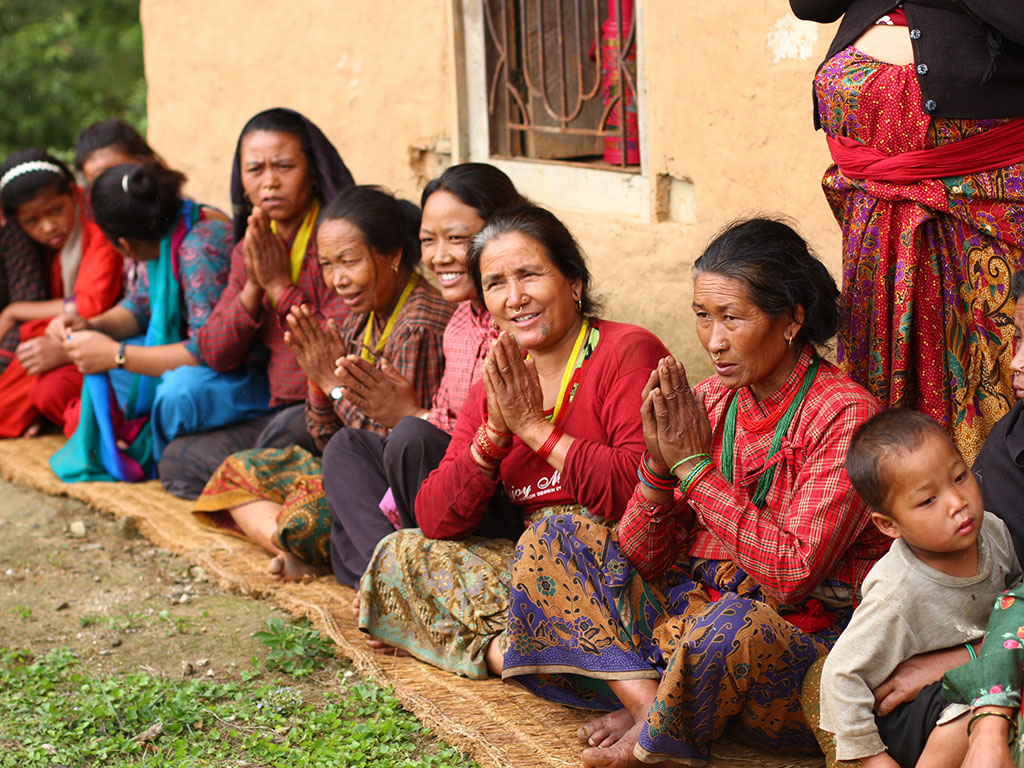 Women Network Group Meeting at Bhotechour, Sindhupalchok (3)